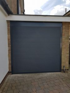 Gallery - Grey Garage Roller Shutter