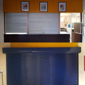 Gallery - Serving Hatch Roller Shutters