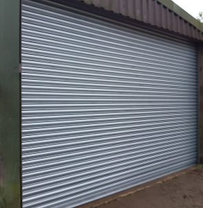 Gallery - Large Unit Roller Shutters