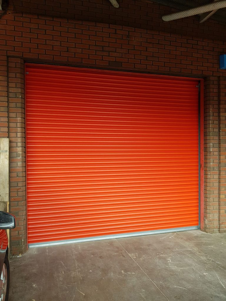 industrial doors lincolnshire