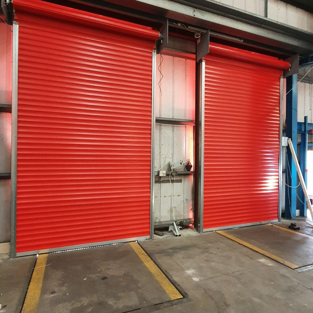 industrial doors Lutterworth