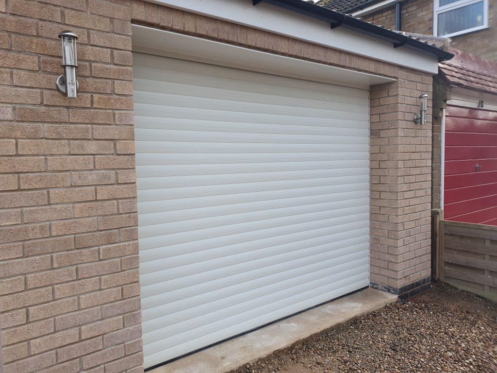 garage door fitting leicester
