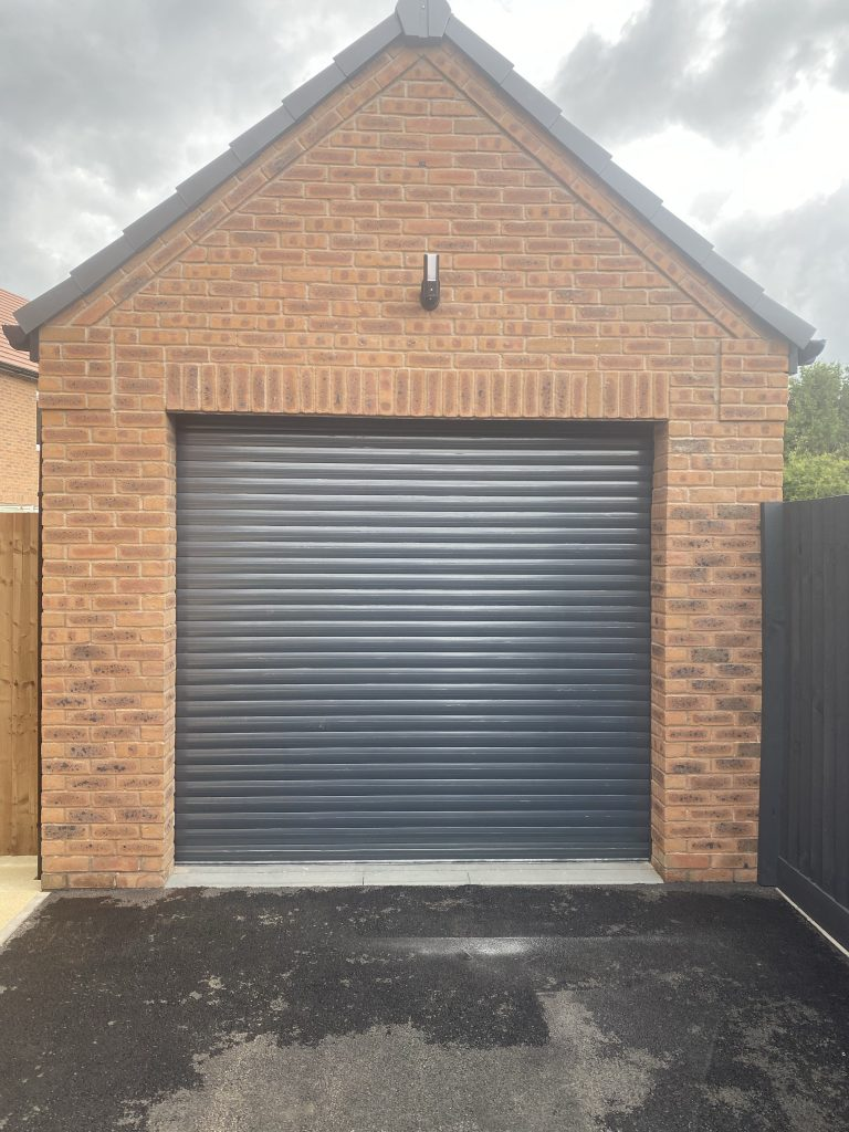 industrial doors syston